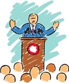 دانلود کتاب درباره فن بیان و شیوه سخنرانی مؤثر