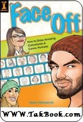 دانلود رایگان کتاب آموزش طراحی و رسم کاریکاتور