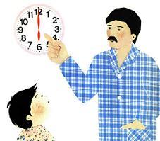 دانلود کتاب احمد و ساعت برای کودکان با عکس